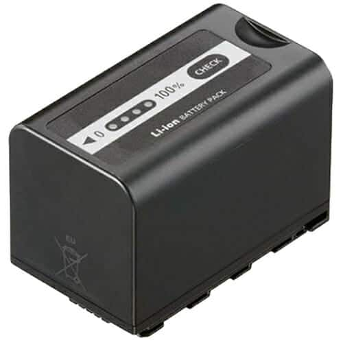 VW-VBD58 Battery Pack for AJ-PX270 Camcorder